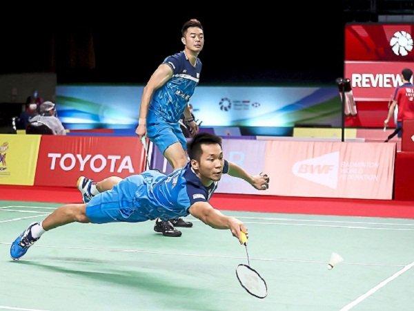 Lee Yang/Wang Chi Lin Pimpin Tim Taiwan Hadapi Thailand di Piala Thomas
