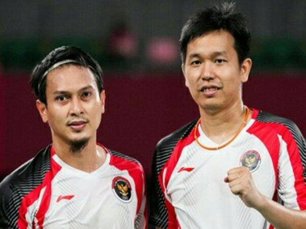 Piala Thomas 2020: Lineup Indonesia Versus Aljazair