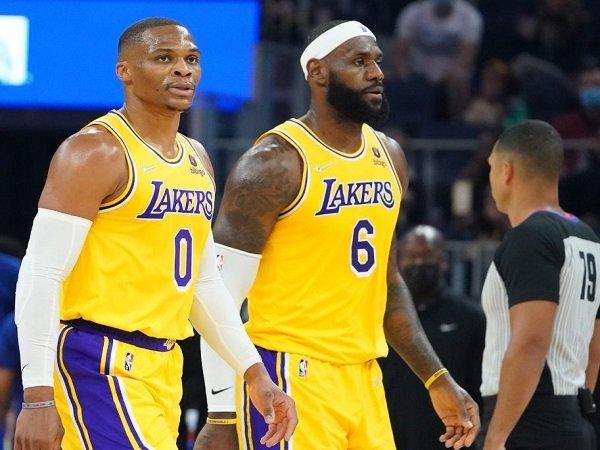 Russell Westbrook yakin Lakers bisa bangkit di musim reguler.