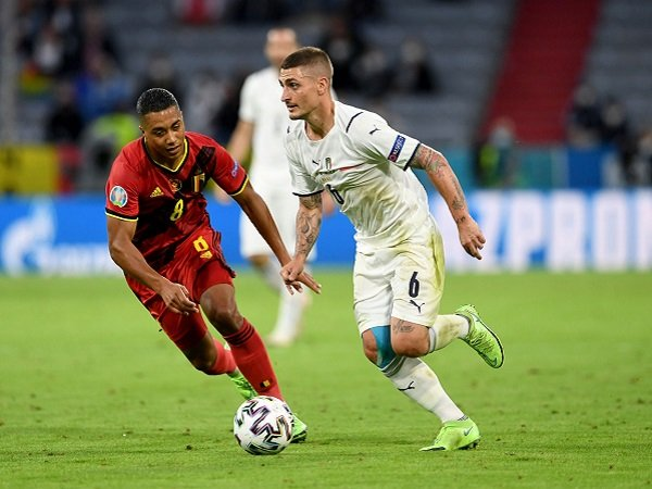 Italia dan Belgia perebutkan tempat ketiga di UEFA Nations League.