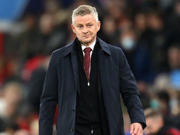 Manajer Manchester United, Ole Gunnar Solskjaer.