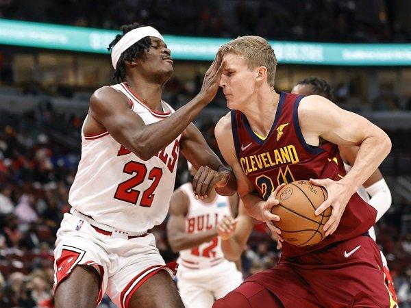 Lauri Markkanen siap berikan yang terbaik untuk Cavaliers.