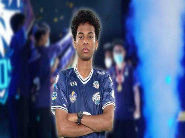 LJ Lega Akhirnya Dimainkan EVOS Legends di MPL ID Season 8