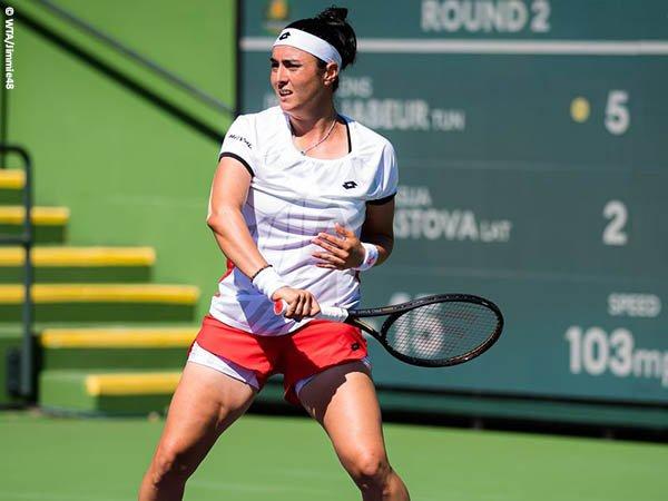 Ons Jabeur dan Karolina Pliskova jejakkan kaki di babak ketiga BNP Paribas Open 2021