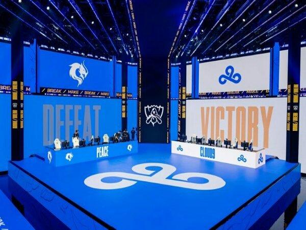 Play-ins Worlds 2021: Libas PEACE, Cloud9 Sabet Tiket Babak Grup