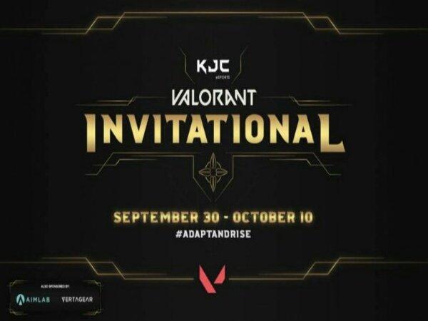Playoff Day 3 KJC VALORANT Invitational: Paper Rex Capai Grand Final