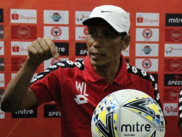 Pelatih Semen Padang FC, Welliansyah siap hadapi Sriwijaya FC