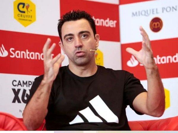 Pelatih Al Sadd, Xavi Hernandez. (Images: Getty)
