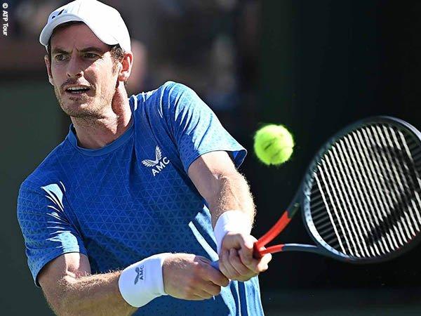 Andy Murray pupuskan harapan Carlos Alcaraz di Indian Wells musim 2021