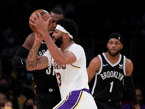 Anthony Davis optimistis akan peluang Lakers jadi juara lagi.