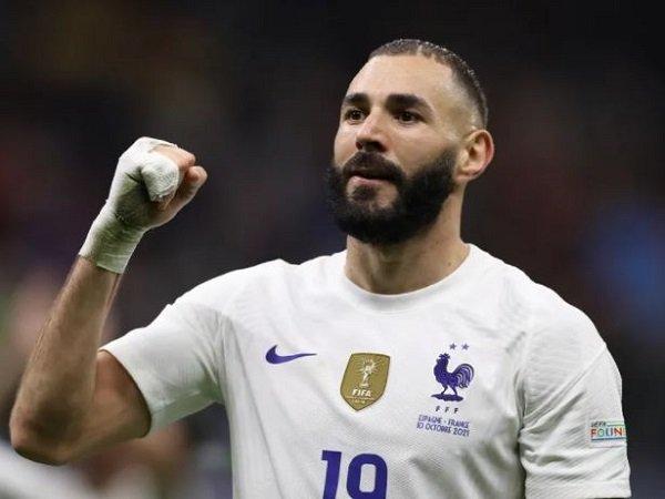 Penyerang Timnas Prancis, Karim Benzema. (Images: Getty)