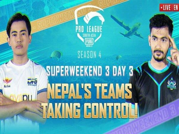 DRS Gaming Juara PMPL South Asia Season 4 Babak Liga