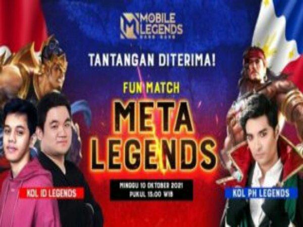 Hasil Funmatch MLBB: KOL Indonesia Tumbangkan KOL Filipina