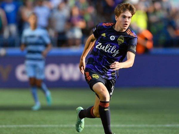 Liverpool Ikut Incar Wonderkid MLS, Reed Baker-Whiting