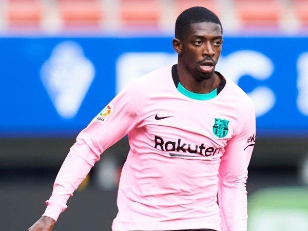 Liverpool Sedang Pertimbangkan untuk Rekrut Ousmane Dembele