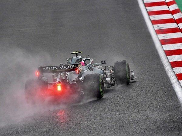 Sebastian Vettel kesal dengan hasil buruknya di GP Turki.