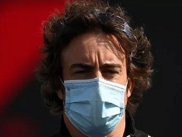 Pebalap Alpine F1, Fernando Alonso. (Images: Getty)