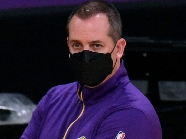 Pelatih Los Angeles Lakers, Frank Vogel. (Images: Getty)
