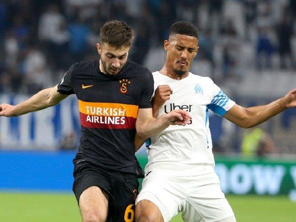 William Saliba tampil solid untuk Marseille
