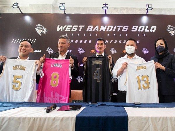 Gading Marten ditunjuk West Bandits Solo jadi presiden klub yang baru.