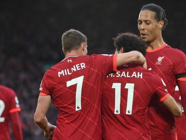 Liverpool Jadi Tim Eropa dengan Performa Terbaik di Awal Musim Ini