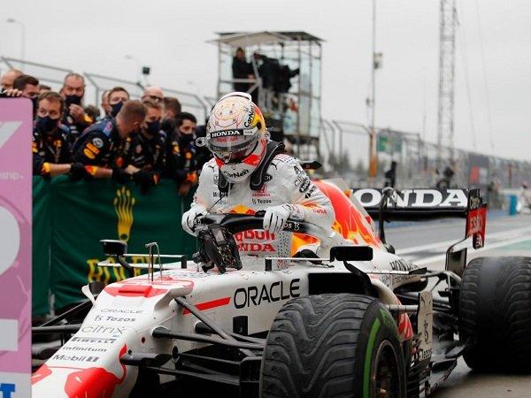 Max Verstappen tahu tidak akan bisa kalahkan Valtteri Bottas di GP Turki.
