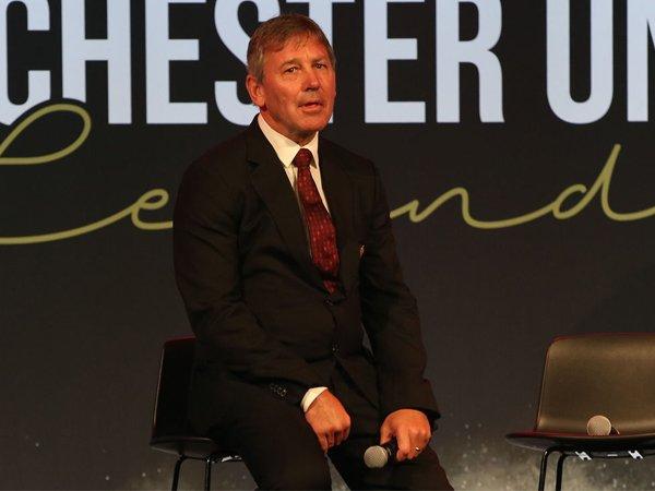 Legenda Manchester United, Bryan Robson.
