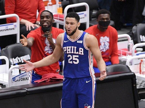 Philadelphia 76ers cari alternatif untuk selesaikan masalah Ben Simmons.
