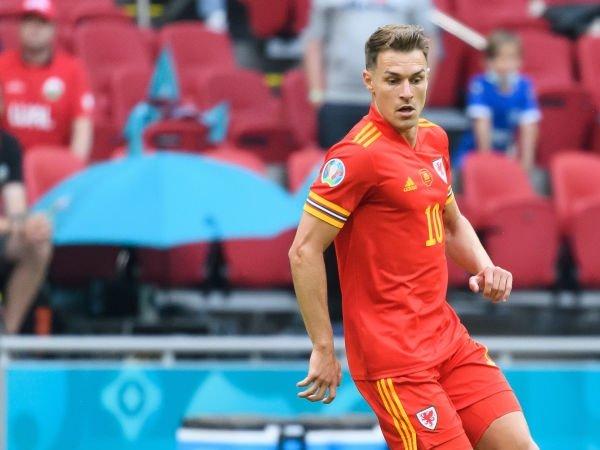 Ramsey Puas Wales Bisa Pegang Kendali Peluang Lolos Piala Dunia 2022