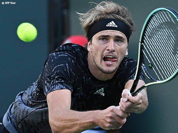 Alexander Zverev tak biarkan Andy Murray halangi langkahnya di Indian Wells