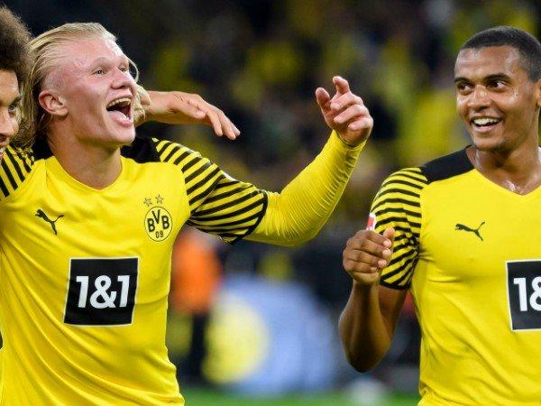 Borussia Dortmund Bisa Mainkan Haaland dan Akanji