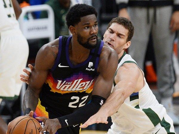 Deandre Ayton berharap bisa segera amankan kontrak baru dari Suns.