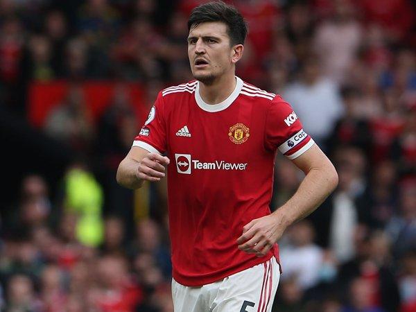 Kapten Manchester United, Harry Maguire.