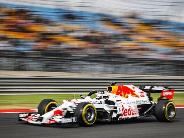 Bos Honda sudah puas lihat Max Verstappen finish kedua di GP Turki.