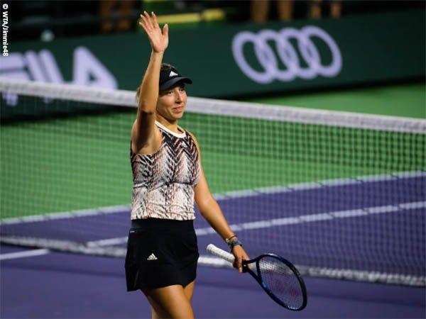 Jessica Pegula bantan Elina Svitolina demi perempatfinal di Indian Wells musim 2021