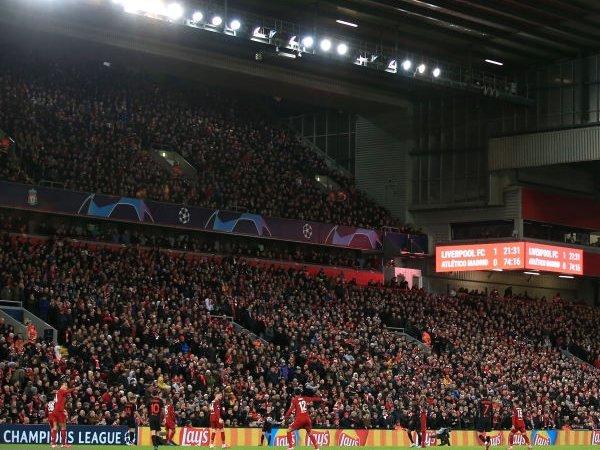 Liverpool dan Atletico Madrid Berperan Dalam 78 Kematian Akibat Covid