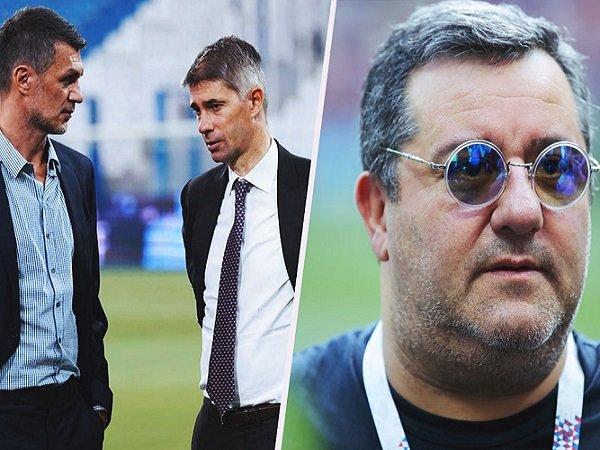AC Milan vs Mino Raiola