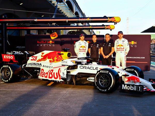 Tim Red Bull pada GP Turki
