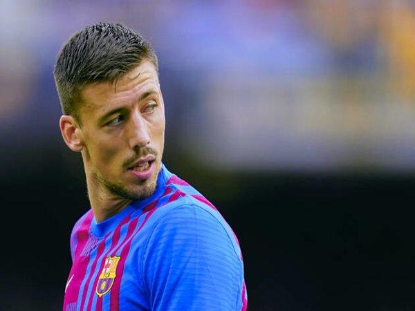 Dalam laporan terbaru yang beredar di Inggris, Newcastle dikabarkan mulai mendekati Barcelona untuk membahas kans transfer Clement Lenglet / via Getty Images
