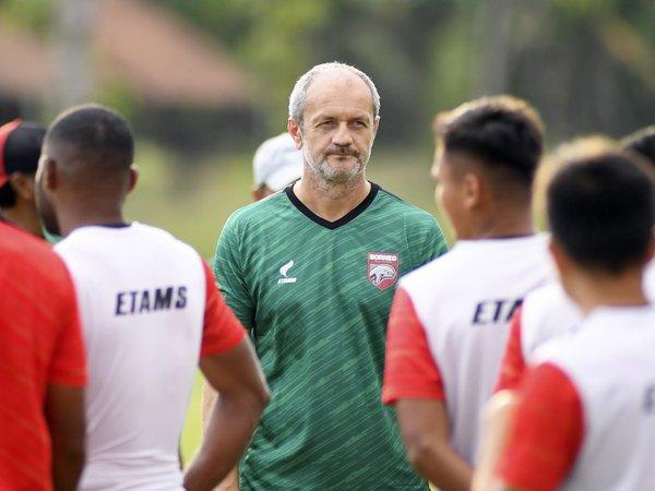 Pelatih anyar Borneo FC, Risto Vidakovic