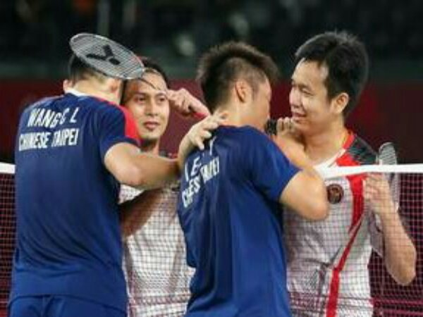 Piala Thomas 2020: Lineup Indonesia Versus Taiwan