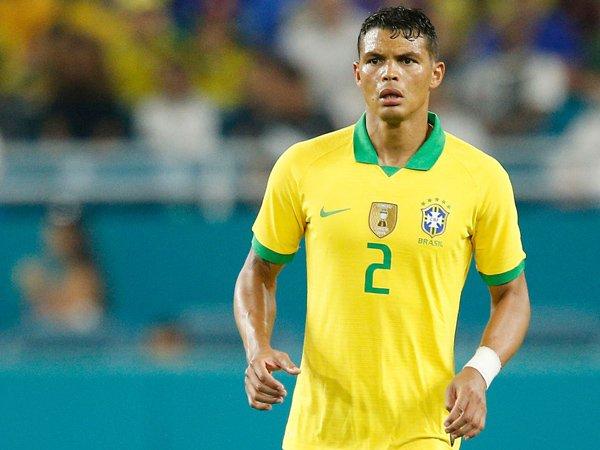 Bek timnas Prancis, Thiago Silva.