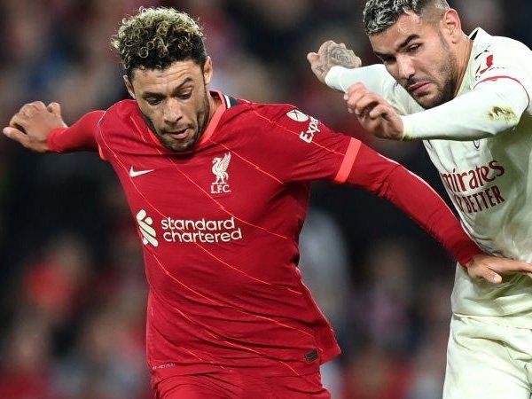 Arsenal Serius Ingin Dapatkan Alex Oxlade-Chamberlain dari Liverpool