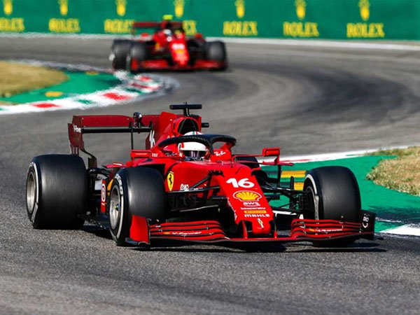 Ferrari targetkan podium di sisa enam balapan