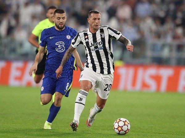 Perpanjangan kontrak Federico Bernardeschi bisa menjadi fokus Juventus berikutnya.