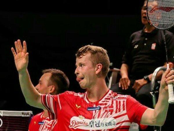 Kalahkan Korea, Denmark Juara Grup B Piala Thomas 2020