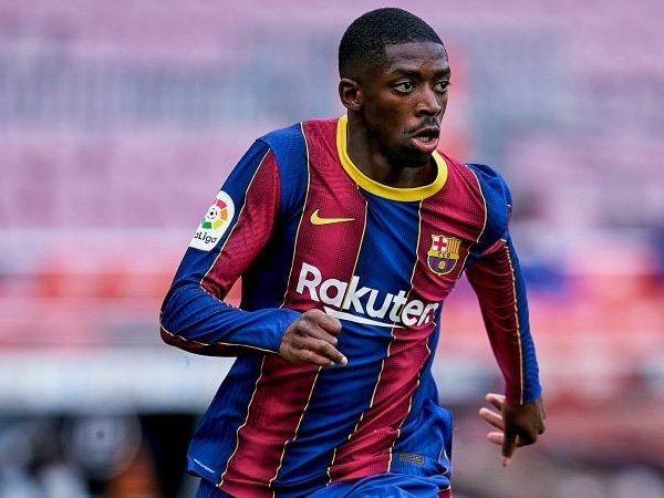 Liverpool Mulai Adakan Diskusi untuk Transfer Ousmane Dembele