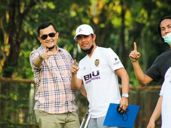 Pelatih Sriwijaya FC, Nilmaizar