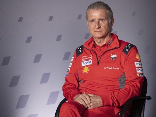 Paolo Ciabatti merasa terkesan dengan dua rookie Ducati.