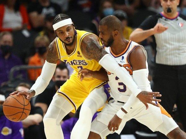 Carmelo Anthony tidak permasalahkan laga pramusim Lakers yang selalu berujung pahit.